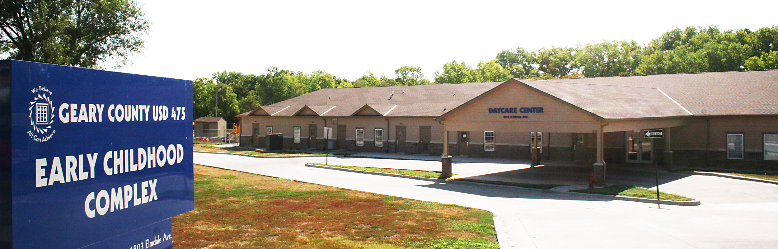 Early Childhood Center Building