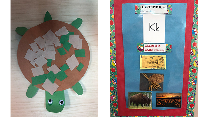pictures from Kansas Day activities