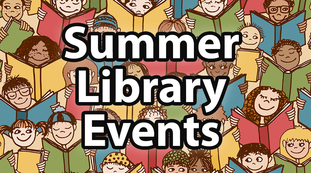Summer Library Events